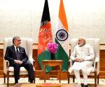 Afghan CEO Abdullah meets PM Modi