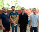 Four Afghan nationals arrested for over-staying in India