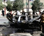 7 killed in explosions hitting public mini-buses in Afghan capital
