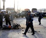 AFGHANISTAN KABUL SUICIDE ATTACK