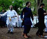 Afghans celebrate Eid