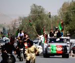 AFGHANISTAN KABUL INDEPENDENCE CELEBRATION
