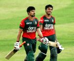 Afif Hossain credits Mahmudullah advice for 2nd T20I win against Australia