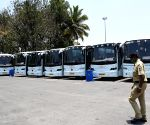 Telangana exempts RTC buses from night curfew