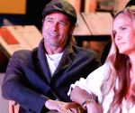 Does Brad Pitt's new love life have an India connect?