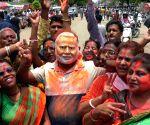 In a first, BJP set to win Tripura's 2 Lok Sabha seats