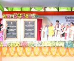In Tripura, Modi dedicates new train line to nation
