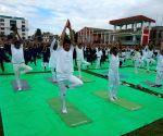 Tripura observes Yoga Day with enthusiasm