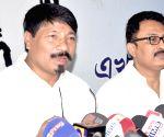 AGP press conference