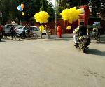 Agra comes live on Basant Panchami