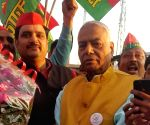 Constitution in danger: Yashwant Sinha