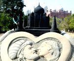 Sudarsan Pattnaik's 'Black Taj'