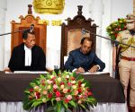 Ahead of formation of all party govt, Nagaland Guv takes oath