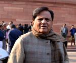 Prez, PM, other leaders condole Ahmed Patel's demise
