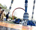 Three killed, 31 injured in amusement park accident in Ahmedabad