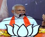 West Bengal wants Gujarat-like development: Modi