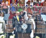 Pak media plays up Trump's positive comment on Islamabad