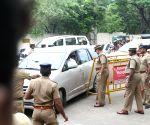 TTV Dinakaran arrives to meet TN governor