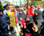 Akberuddin Owaisi campaigns for GHMC elections