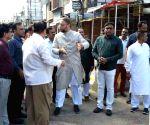 Asaduddin Owaisi visits Charminar