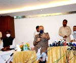 Asaduddin Owaisi's press conference