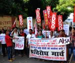 AISF, AIDSO demonstration