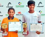 AITA U-14: Ganapathy, Snigdha champs