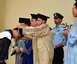 10th Annual Convocation of the Mizoram University