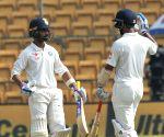 India Vs Australia -  Second Test Match - Day -4