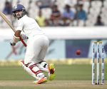 Rahane inches closer to ton as India take lead against WI