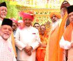 Ajmer (Rajasthan): President Kovind visits Ajmer dargah