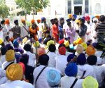Akali Dal's protest rally over Kashmir