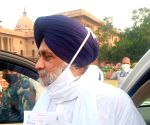 'Extremely unfortunate', says Sukhbir on Prez assent to farm Bills