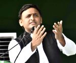 Akhilesh to contest from Azamgarh for LS polls