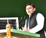 Akhilesh's proposed office in Azamgarh leads to political slugfest