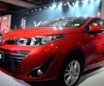 Toyota launches Yaris sedan
