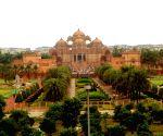 File Photos: Akshardham Temple