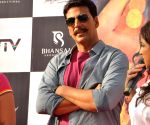 Rowdy Rathore promotional event