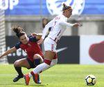 PORTUGAL-ALBUFEIRA-WOMEN'S SOCCER-2019 ALGARVE CUP