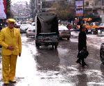 SYRIA ALEPPO YELLOW MAN