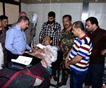 SYRIA ALEPPO REBEL MORTAR SHELLING