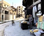 SYRIA ALEPPO OLD MERCHANT