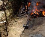 EGYPT ALEXANDRIA EXPLOSION