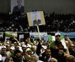 ALGERIA ALGIERS PRESIDENTIAL ELECTION CANDIDATE