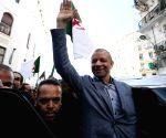 ALGERIA ALGIERS ELECTION CAMPAIGN