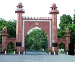 Protest in AMU over firing in Kashmir