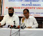 AASU press conference