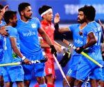 All eyes on men's hockey team, PV Sindhu