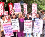 All India DSO demonstration