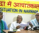 All India Kisan Sabha press conference
